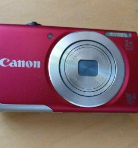 Фотоаппарат Canon Powers Shot A2500