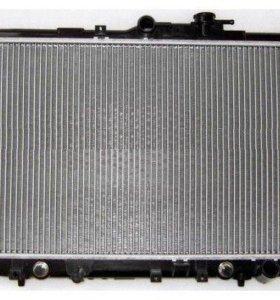 Радиатор охлаждения Honda Accord IX