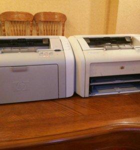 Лазерные принтеры HP LASERJET 1020 и 1018
