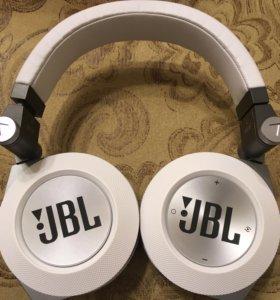 Наушники Bluetooth JBL Synchros E50BT white