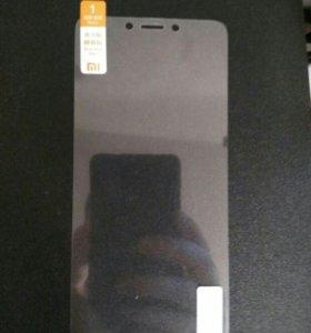 Защитная плёнка на Xiaomi Redmi 4x