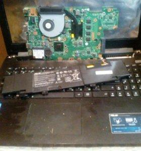 Разбор ноутбук Asus x502c