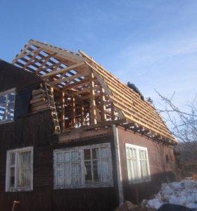 Ремонт Кровли, Строительство Домов