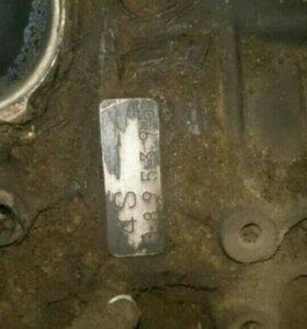 Двигатель 4S Тойота