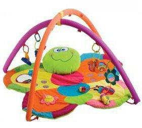 Развивающий коврик Мир Детства с игрушками