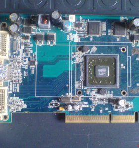 HD3650 512M DDR2 AGP dual DVI-I/TVO