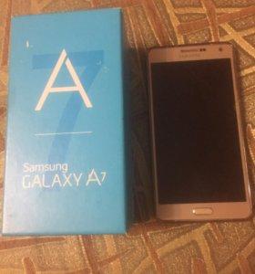Samsung galaxy a 7