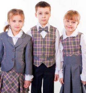 Индивидуальный пошив школьной формы