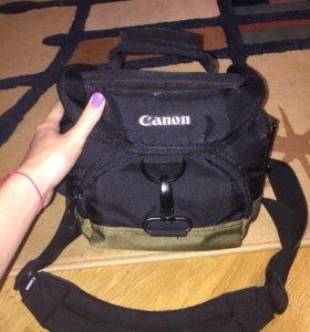 Сумка- чехол для фотоаппарата Canon