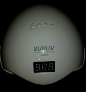 Лампа Sun5 новая