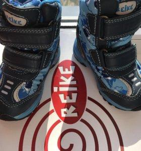 Ботинки Reike 21 размер