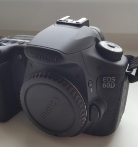 Canon 60D (израсходовано всего 3% ресурса)