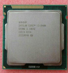 Процессор i5 2400 сокит 1155