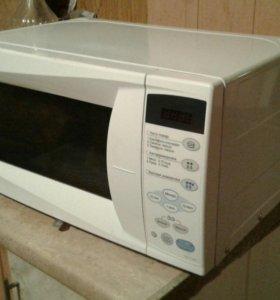 Микро волновая печка