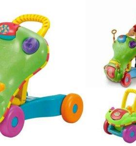 Каталка-ходунки Playskool
