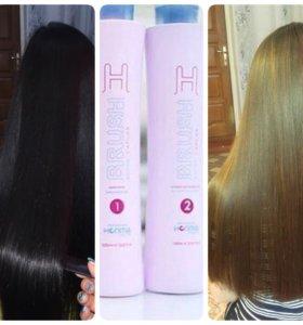 Ботокс-восстановление волос