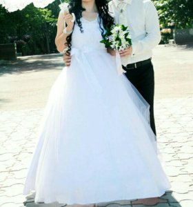 Свадебное платье 👗