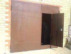 Ворота, двери, решетки и т. д