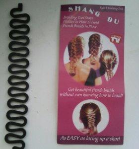 Заколки для плетения волос
