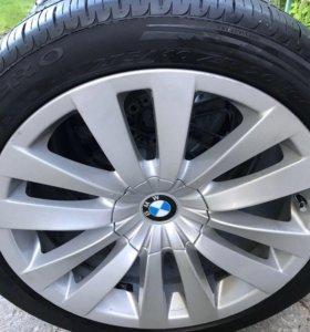 BMW летние оригинал 253 стиль R20 разноширокие