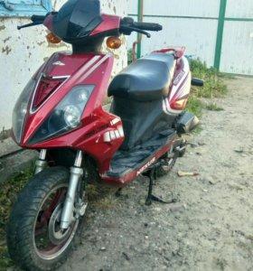 Скутер 80