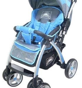 Прогулочна коляскаInfinity SH270 Comfort Lux
