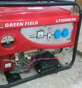Генератор GREEN FIELD 5500
