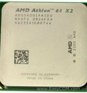CPU AMD Athlon-64 X2 270  3.4 GHz