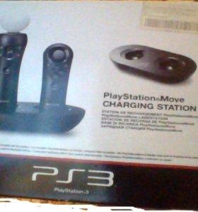 Зарядная станция PlayStation Move Original (PS3)