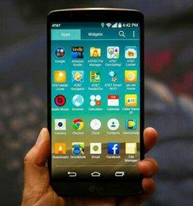 LG G3 (D855) на запчасти.
