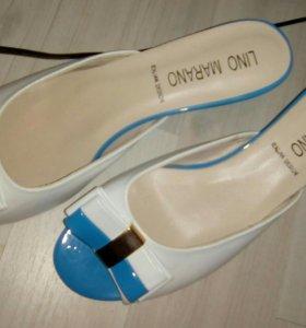 Туфли-шлепки