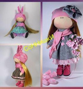 Куклы - тильда