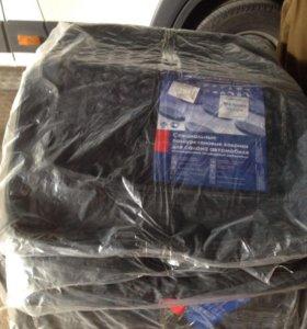 Автомобильные коврики салона(KIA SPECTRA)