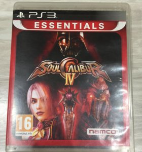 Soul calibur 4 / PS3