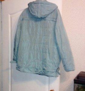 Куртка . осень-зима.р.50-52