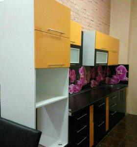 Кухня МДФ пластик
