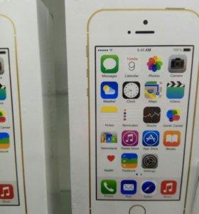Айфон 5s 16Гб новый оригинал