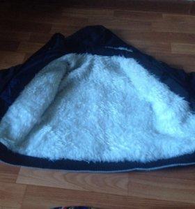 Зимняя куртка,осенняя куртка,и осенняя обувь