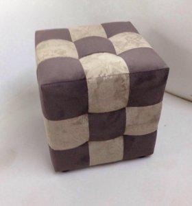 Новый пуфик-кубик!