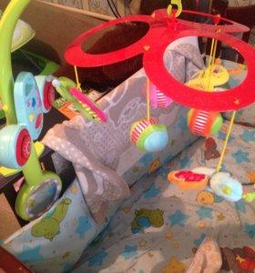 Мобиль taf toys бабочки