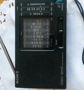 Транзисторный радиоприемник SONY
