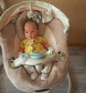 детская качеля с 0  месяцев