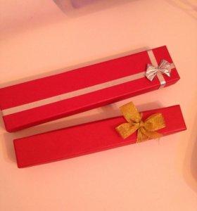 Упаковка коробка для подарка