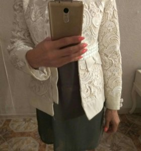 Пальто пиджак 40-42