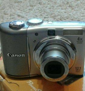 Отличный фотоаппарат Canon