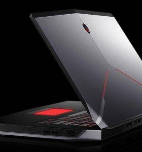 Dell Alienware 15 4K touch 6700HQ 16 gb 970m НОВЫЙ