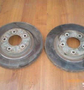 тормозные диски передние Chrysler Sebring себринг