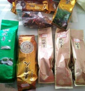 Китайский чай с острова Хайнань