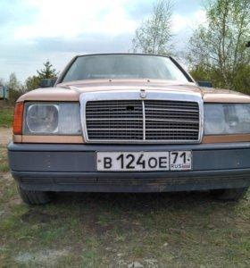 Mercedes-Benz W124 2.3
