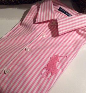 Рубашка для мальчика RALPH LAUREN, L/12-14